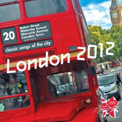 London 2012 - 20 Classic Songs Of The City CD - 06007 5339004
