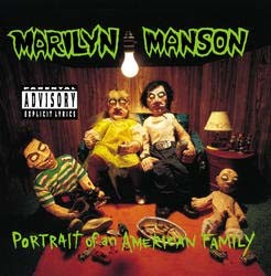 Marilyn Manson - Portrait Of An American Family CD - 06069 4923442