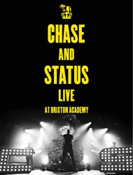 Chase & Status - Live At Brixton Academy DVD - 06025 2797126
