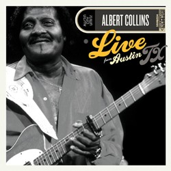 Albert Collins - Live From Austin TX CD+DVD - NW 6224