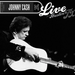 Johnny Cash - Live From Austin TX CD+DVD - NW 6214