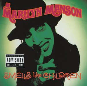 Marilyn Manson - Smells Like Children CD - 06069 4926412
