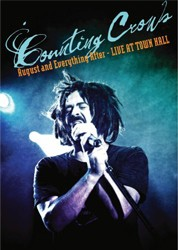 Counting Crows - August & Everything After Live DVD - EREDV811
