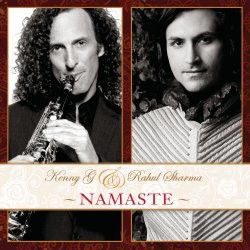 Kenny G , Rahul Sharma - Namaste CD - 08880 7233816