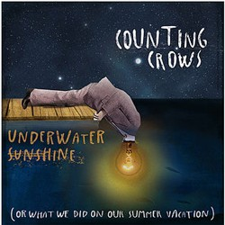 Counting Crows - Underwater Sunshine (Or What we Did On Our Summer Vacation) CD - SLCD 245