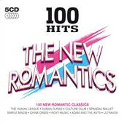 100 Hits The New Romantics CD - DMG 100 088