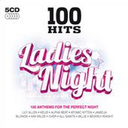 100 Hits Ladies Night CD - DMG 100 089