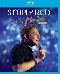 Simply Red - Live At Montreux 2003 Blu-Ray - BRERE008