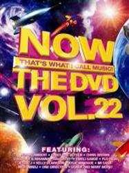Now That's What I Call Music! The DVD Vol. 22 DVD - DVDNOW 22