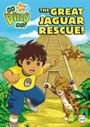 Go Diego Go: The Great Jaguar Rescue DVD - EU112944 DVDP