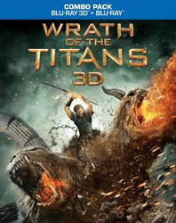 Wrath Of The Titans 3D Blu-Ray - Y31839 BDW