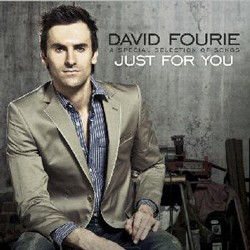 David Fourie - Just For You - A Special Selection Of Songs CD - HR001