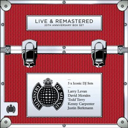 20Th Anniversary Live & Remastered CD - MOSCD271