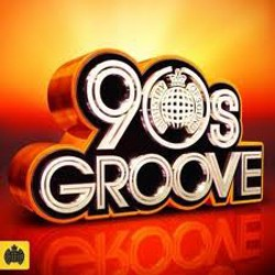 90S Groove CD - MOSCD289