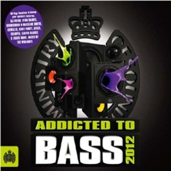 Addicted To Bass 2012 (3Cd Digi) CD - MOSCD277
