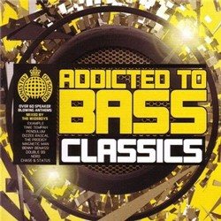 Addicted To Bass Classics CD - MOSCD268