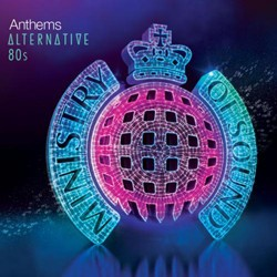 Anthems Alternative 80S CD - MOSCD273