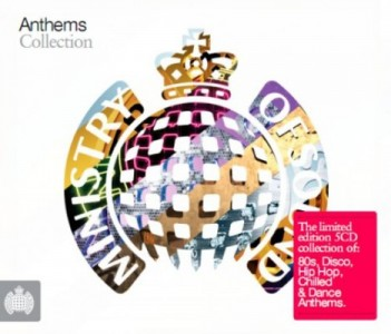 Ministry Of Sound - Anthems Collection CD - MOSBOX1