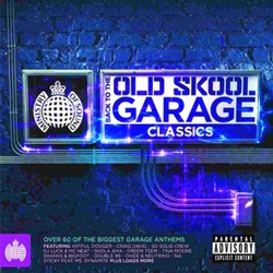 Back To The Old Skool Garage Classics CD - MOSCD286