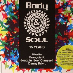 Body & Soul - 15 Years CD - MOSCD270