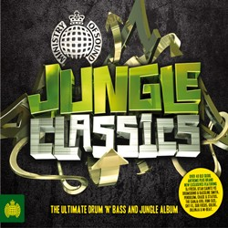 Jungle Classics CD - MOSCD274