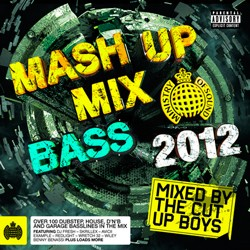 Mash Up Mix Bass 2012 CD - MOSCD281
