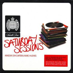Saturday Sessions CD - MOSCD294