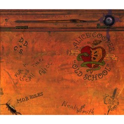Alice Cooper - Old School Box Set CD+DVD - 06025 2768934