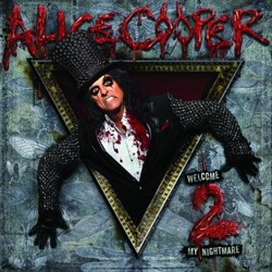 Alice Cooper - Welcome 2 My Nightmare CD - 06025 2780550