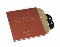 Andre Rieu - King Of The Waltz CD+DVD - 06025 2781648