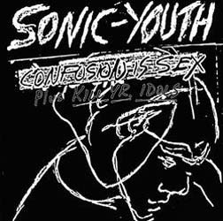 Sonic Youth - Confusion Is Sex CD - 07206 4245112