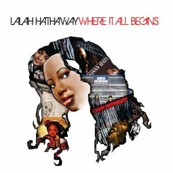 Lalah Hathaway - Where It All Begins CD - STARCD 7585