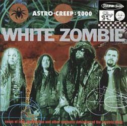 White Zombie - Astro Creep: 2000 Songs Of Love, Destruction And Other Synthetic Delusions Of The Electric Head CD - 07206 4248062