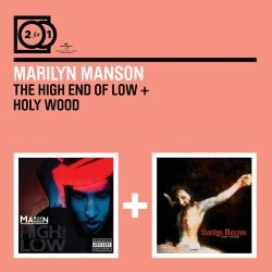 Marilyn Manson - The High End Of Low / Holy Wood CD - 06007 5335957