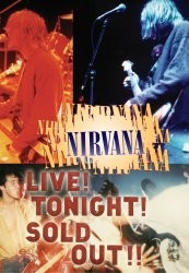 Nirvana - Live! Tonight! Sold Out!! DVD - 06025 1709812