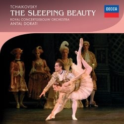 Royal Concertgebouw Orchestra - Tchaikovsky: The Sleeping Beauty CD - 00289 4783103