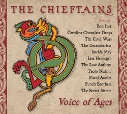 The Chieftains - Voice of Ages CD - 08880 7233437