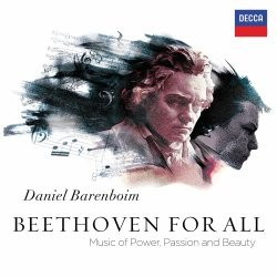 West Eastern Divan Orchestra , Daniel Barenboim - Beethoven For All - Music Of Power, Passion & Beauty CD - 00289 4783513