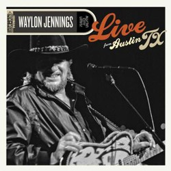 Waylon Jennings - Live From Austin TX CD+DVD - NW 6244