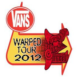 Van's Warped Tour 2012 CD - SD14932