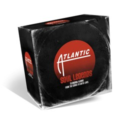 Atlantic Soul Legends: 20 Original Albums From The Iconic Atlantic Label CD - 8122797264