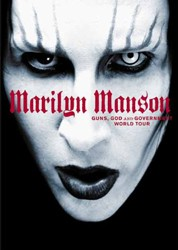 Marilyn Manson - Guns, God & Government DVD - EREDV254