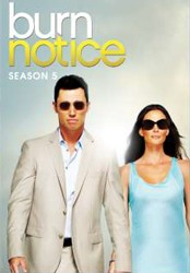 Burn Notice Season 5 DVD - 52723 DVDF