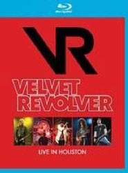 Velvet Revolver - Live In Houston Blu-Ray - ERBRD5082