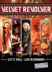 Velvet Revolver - Live In Germany DVD - EREDV882