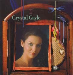 Crystal Gayle - Straight To The Heart CD - MCDLX 091