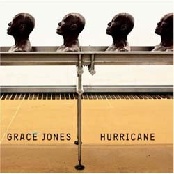 Grace Jones - Hurricane CD - WOS 050CD