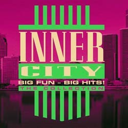 Inner City - Big Fun - Big Hits CD - MCDLX 158