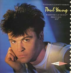 Paul Young - Wherever I Lay My Hat CD - MCDLX 083