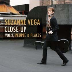Suzanne Vega - Close-Up Vol 2, People & Places CD - COOKCD 522
